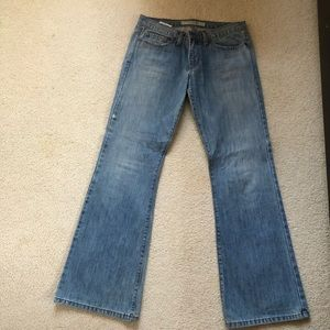 Joe's light wash jeans